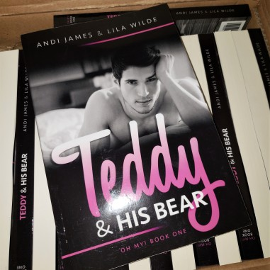 teddy paperback
