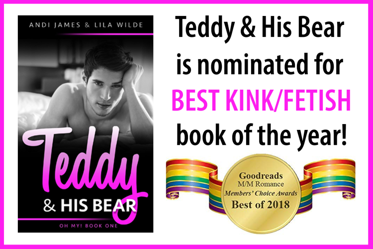 teddy best kink 2018