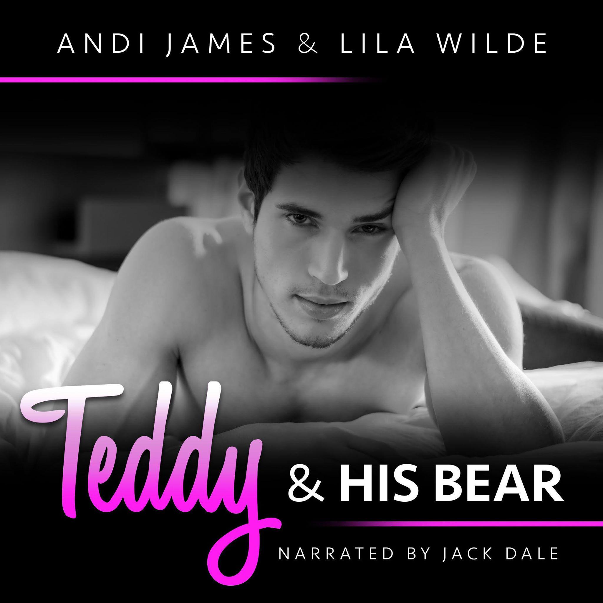 teddy audio cover